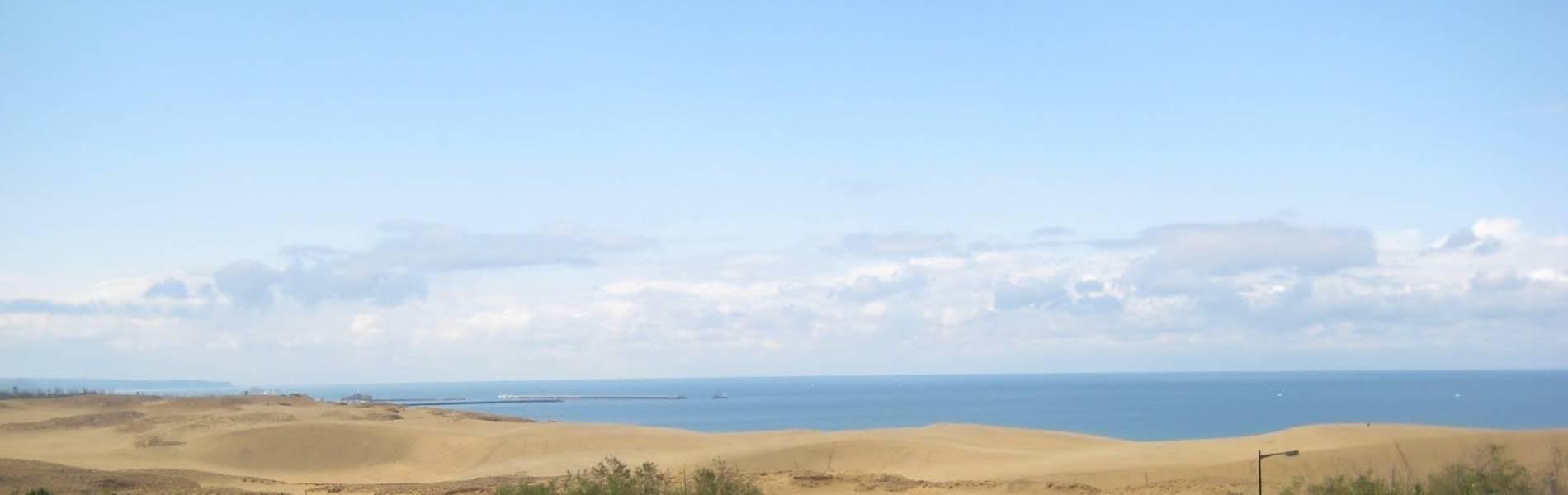 鳥取沙丘 Tottori Sand Dune